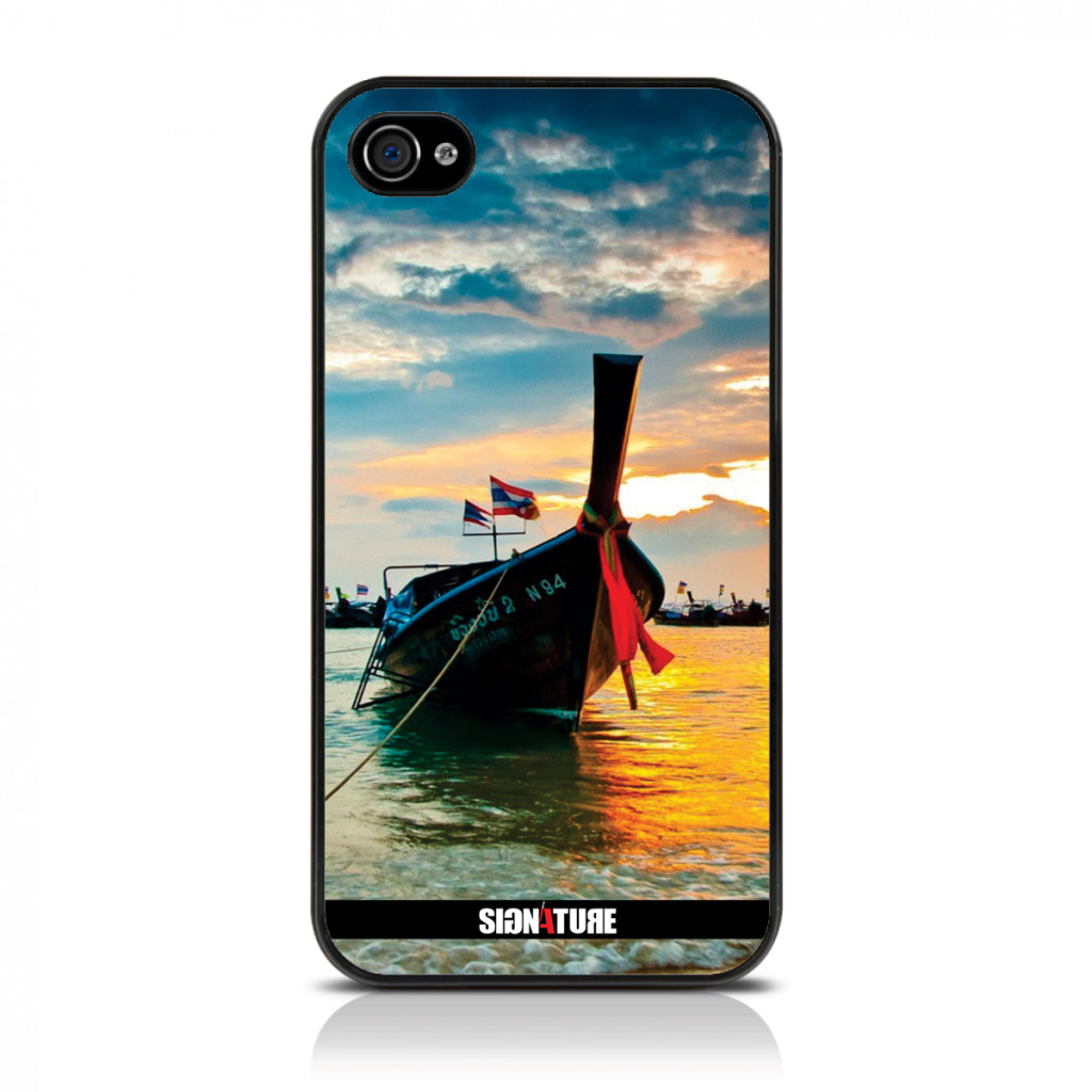 Signature Designs Dawn Boat 2D Cover for Iphone 4/4S