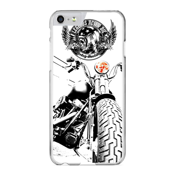 Anger Beast`s Designer Back Cover   Transparent   for Apple iPhone 6Plus IP6Plus_306