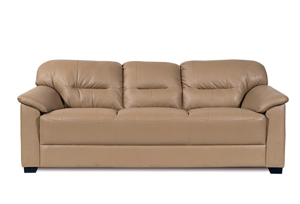 Douglas Beige Sofa Set 1 Seater