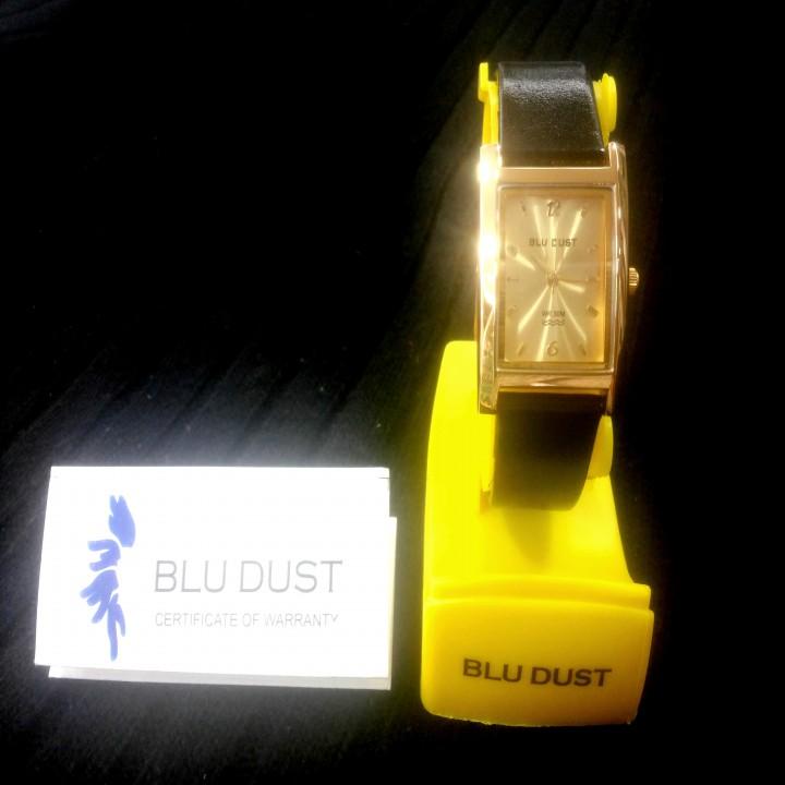 Blu Dust Wrist Watch