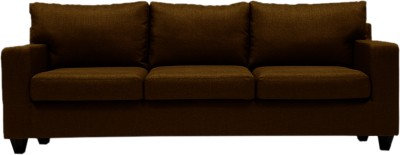 Knight Industry Fabric 3 Seater Sofa