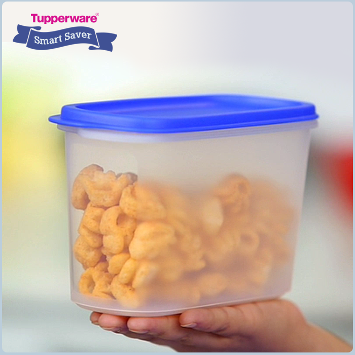 Tupperware Smart Savers #2 (1.1 Ltr) Storage Containers (Set Of 2)