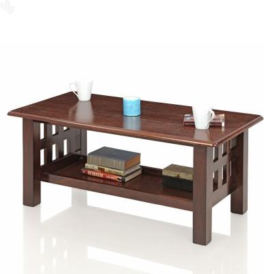 Royal Oak Solid Wood Coffee Table