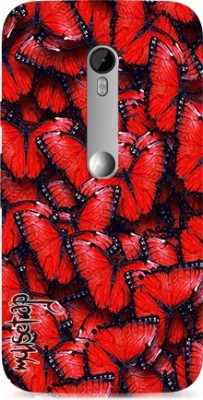 Mousetrap Back Cover for Motorola G3