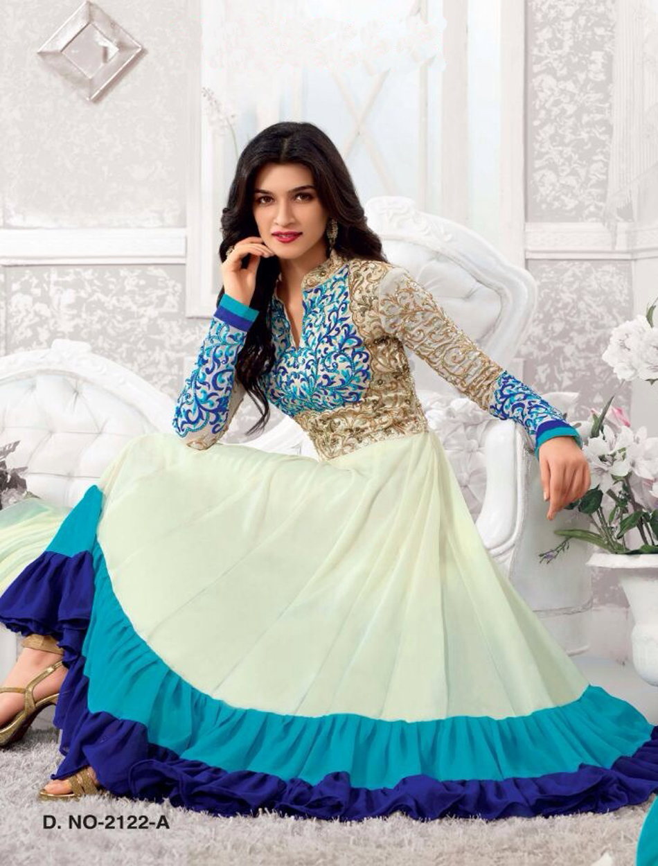 4f17b20819 Beautiful Anarkali Dress Online