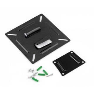 Gadget Hero's FIXED WALL MOUNT BRACKET KIT FOR 14 32 LED LCD PLASMA TV MONITOR TFT SCREEN PANEL