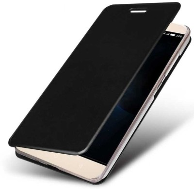 Unistuff Flip Cover for LeEco LeTv Le 1S  Black  color