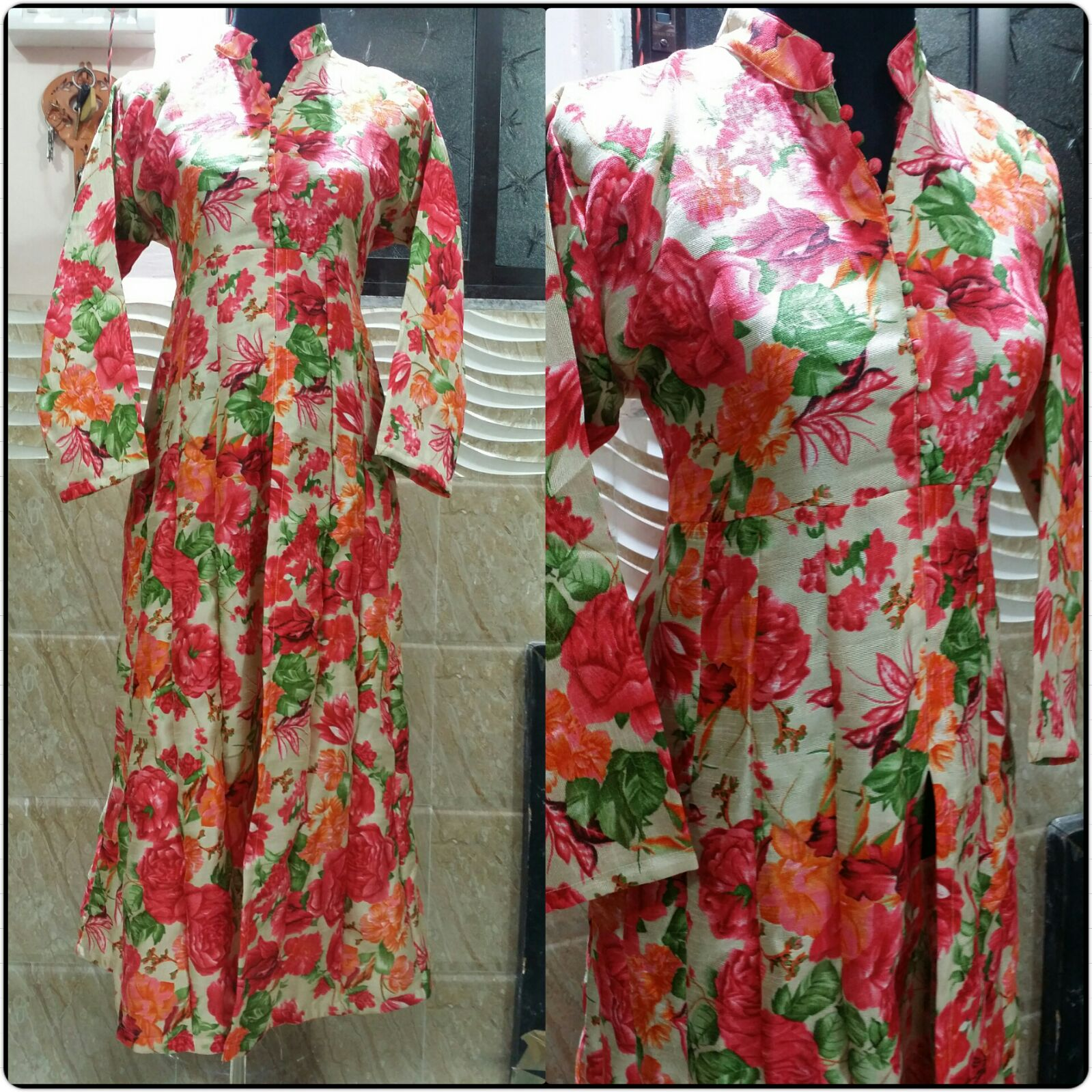 Where To Buy Floral Dress Material