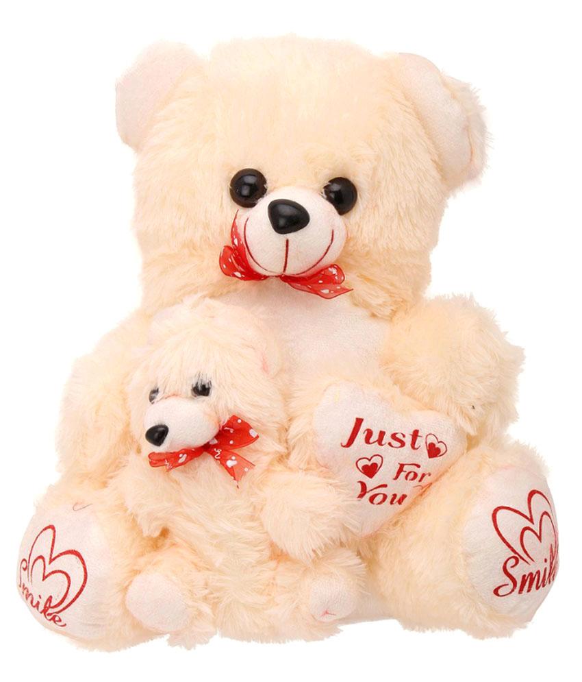 Kashish Toys Beige Cloth Teddy Bear