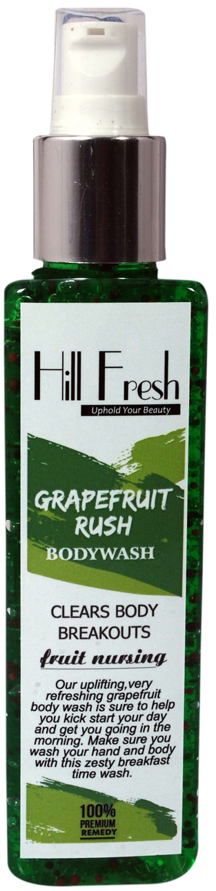 Grape Fruit Rush Body Wash