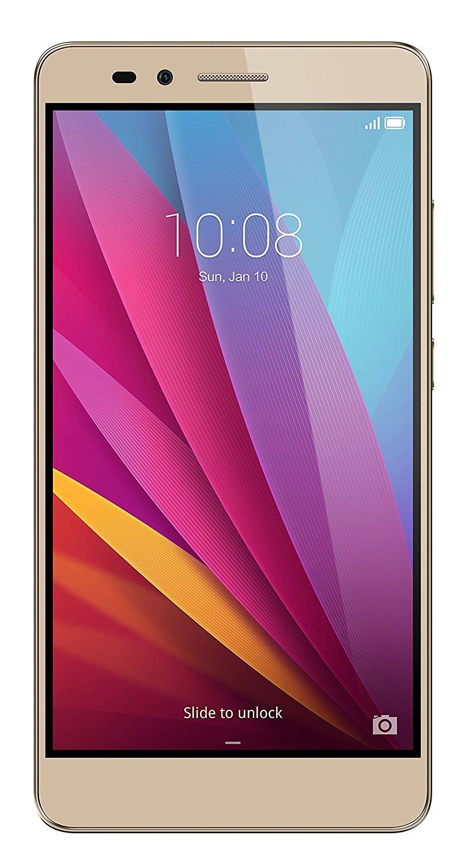 Huawei honor 5x  2  GB, 16  GB, Gold