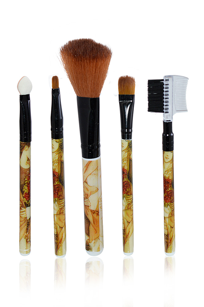 Amour Imported Make up Brushes 5 in 1  Set of 5