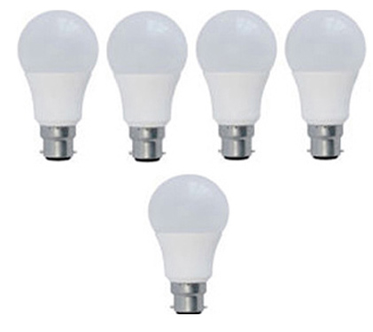 9 W 5 set LED Bulb Image