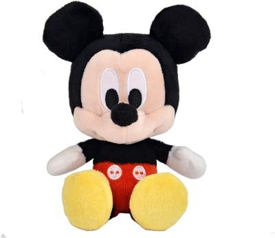 Disney Mickey Floppy Big Head   8 inch Multicolor