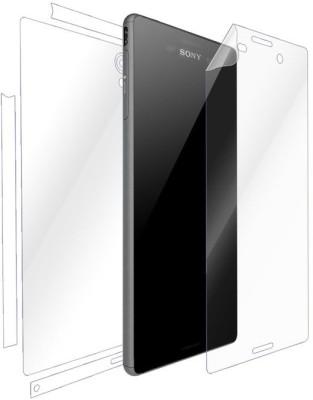 Gadgetshieldz 1408SPFB Front Back Protector for Sony Xperia M4 Aqua Dual