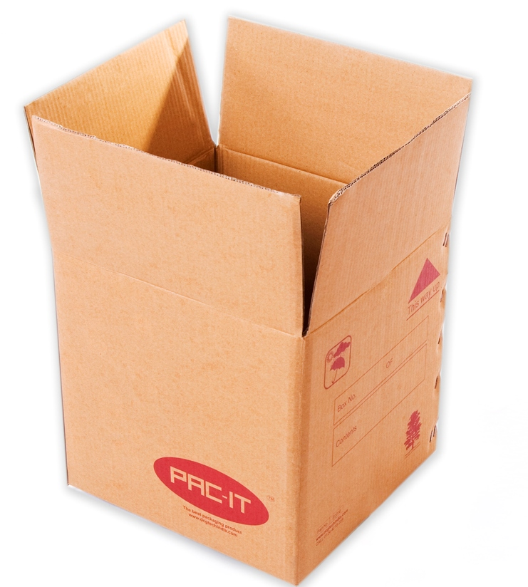 Packaging Box/Corrugated BoxP2015 10x10x10 inches  Pack of 25