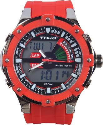 Tygar Twr0001 Tornado Analog Digital Watch   For Men