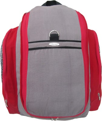Jute Central Canvas Stylo Backpack 5 L Medium Backpack