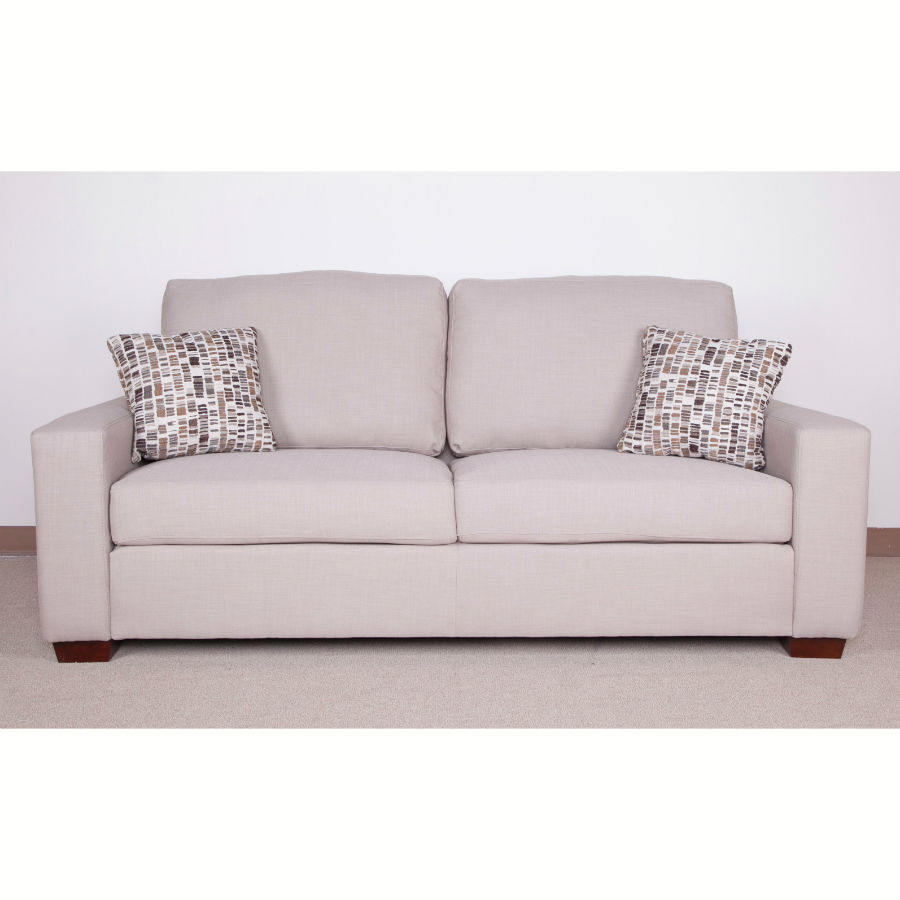 DE SOFAZ Fabric 3 + 1 + 1 Sofa Set