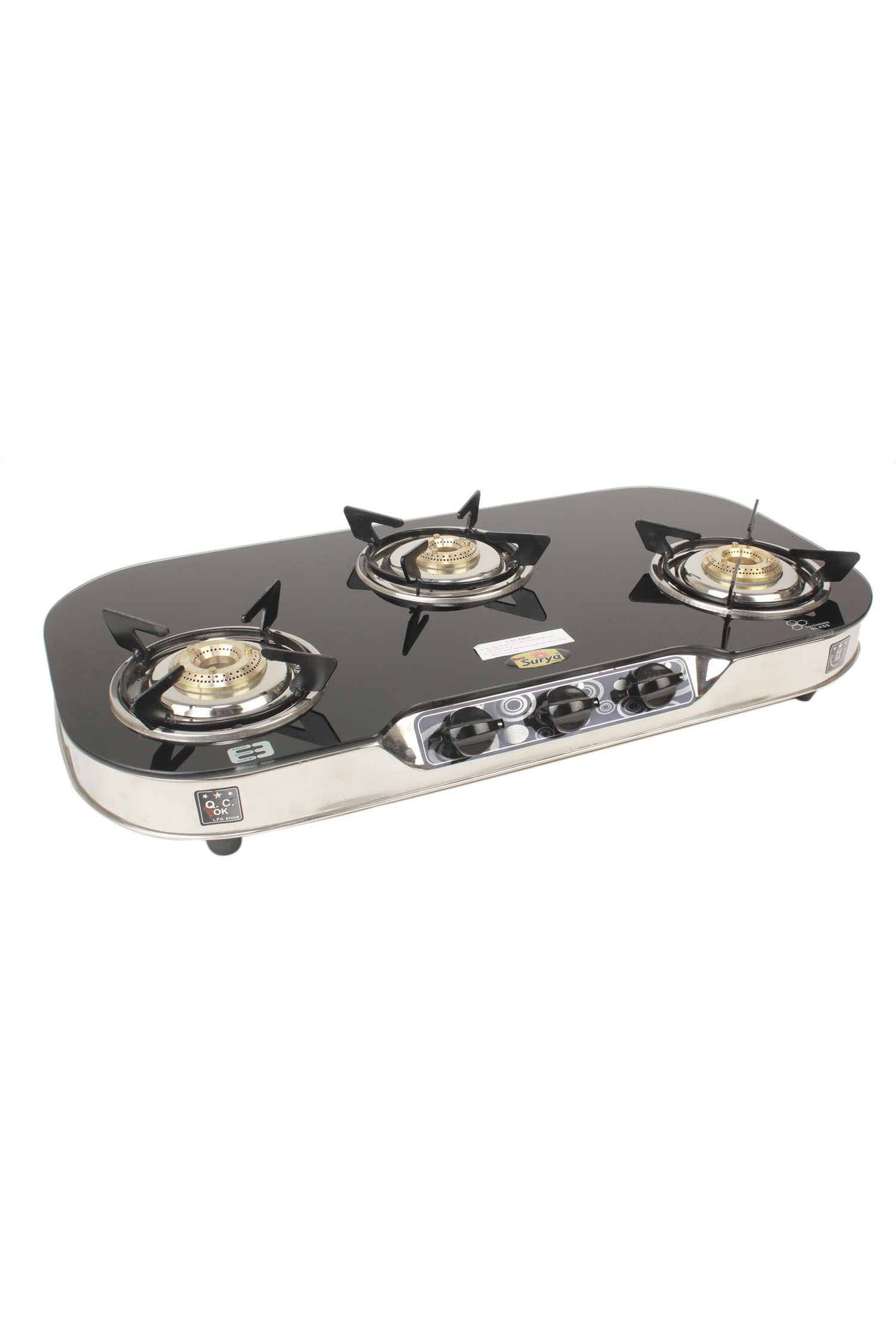 Gas Stove 3 Burner at shopclues