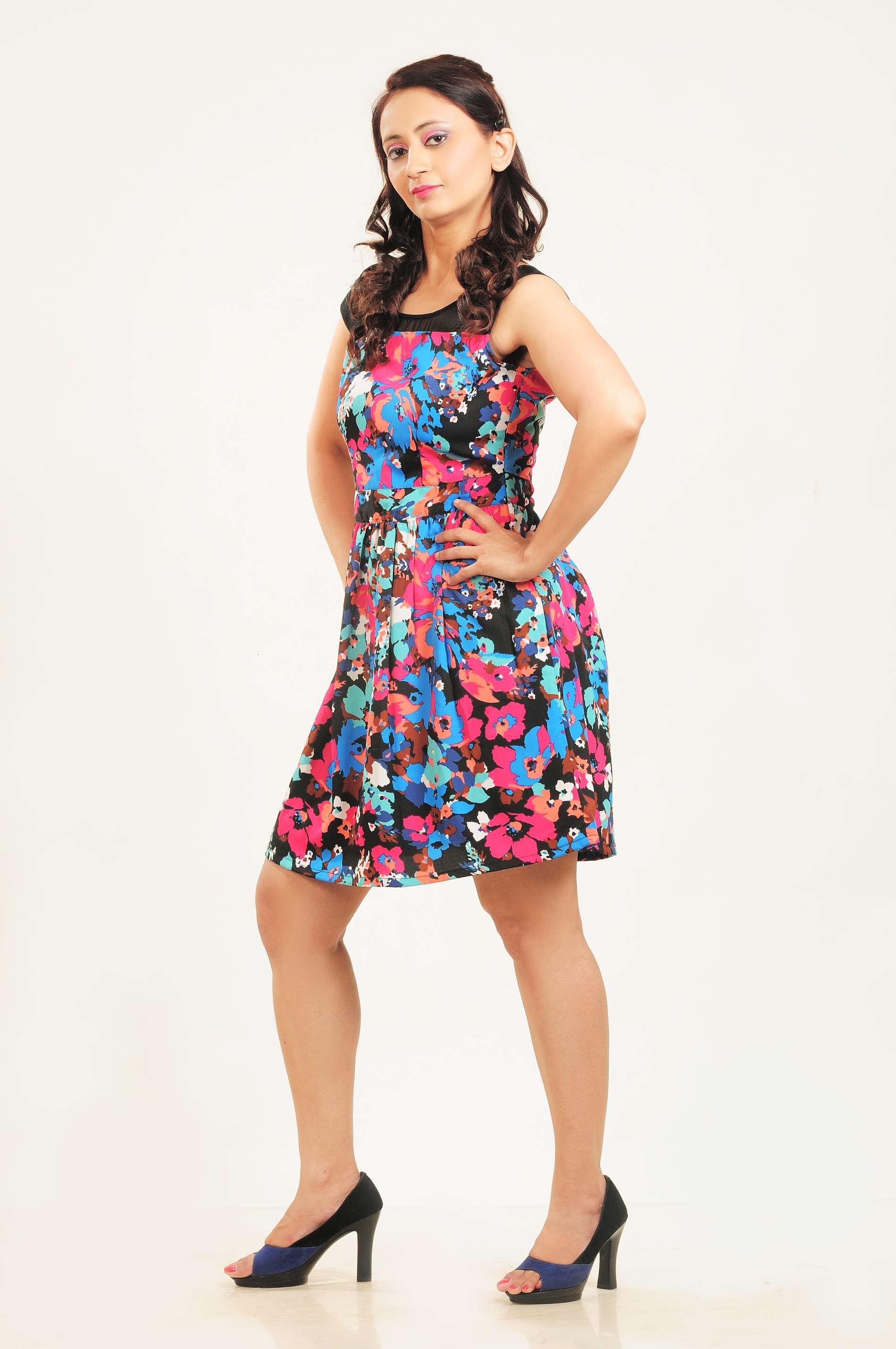 A Guster Ve..Women dress G0102 A