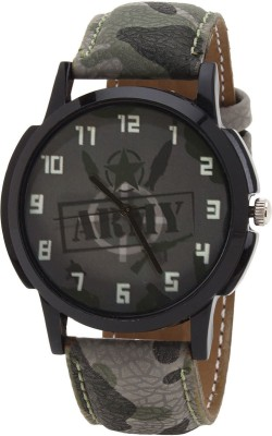 ORIENTAL SUPER MARKET R455 Analog Watch   For Men black