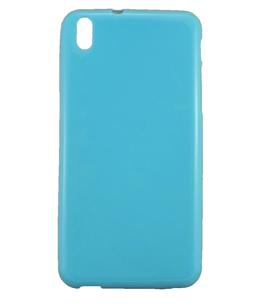 Kelpuj Back Cover Case for HTC Desire 816 sky blue