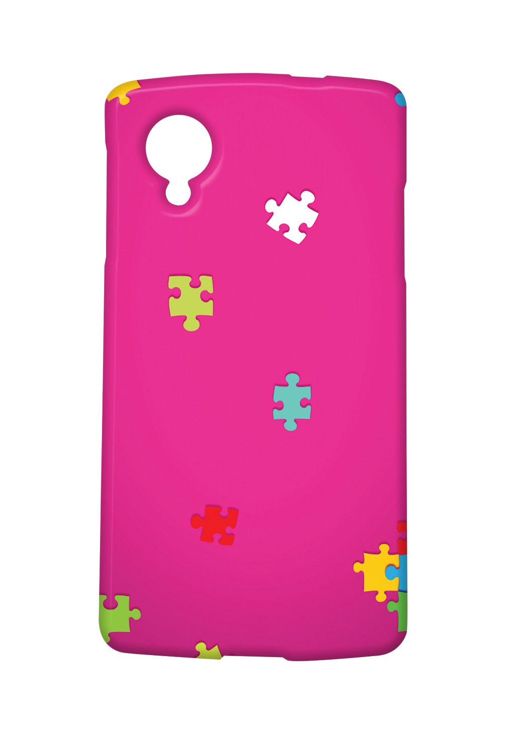 Pickpattern Back Cover for LG Google Nexus 5