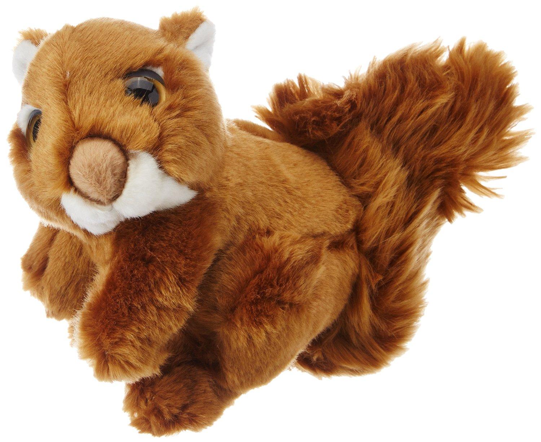 Wild Watchers Squirrel, Brown  7 inch
