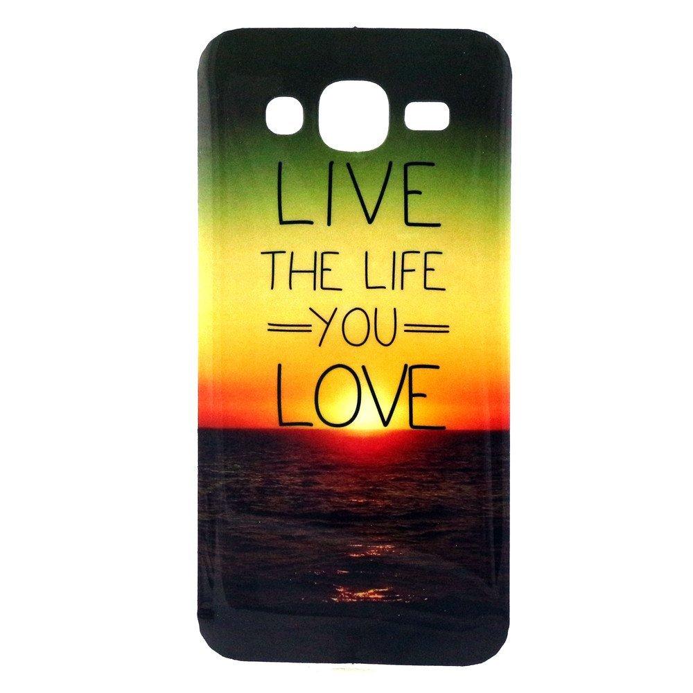 Samsung Mobile Model Number J7 Back Cover
