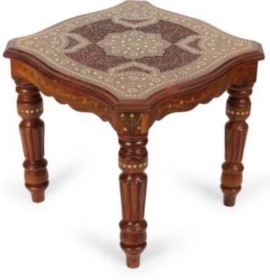 SKY Solid Wood Coffee Table