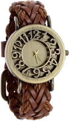 WOmen Golden Dial Analog Watches for Women