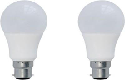 Syska Led Lights 3 W LED Bulb White, Pack of 2