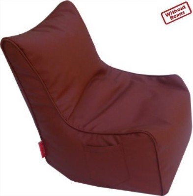 JBKFurnitures Bean Chair Bean Bag Chair Cover  Without Filling