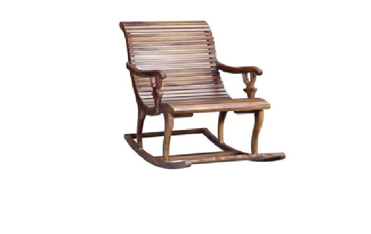 Teak Wood Solid Wood Living Room Chair