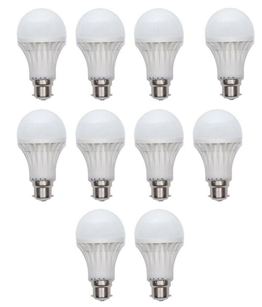 5W LED bulbs ( Pack of 10 bulbs) Image