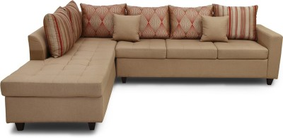 Belmont Rhs Fabric 6 Seater Sectional