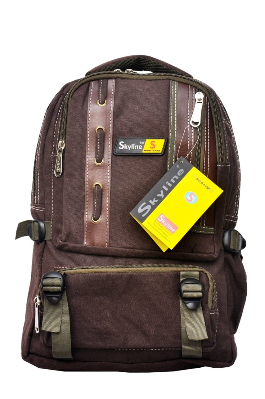 Skyline College/School/Office Backpack Bag With Warranty 522