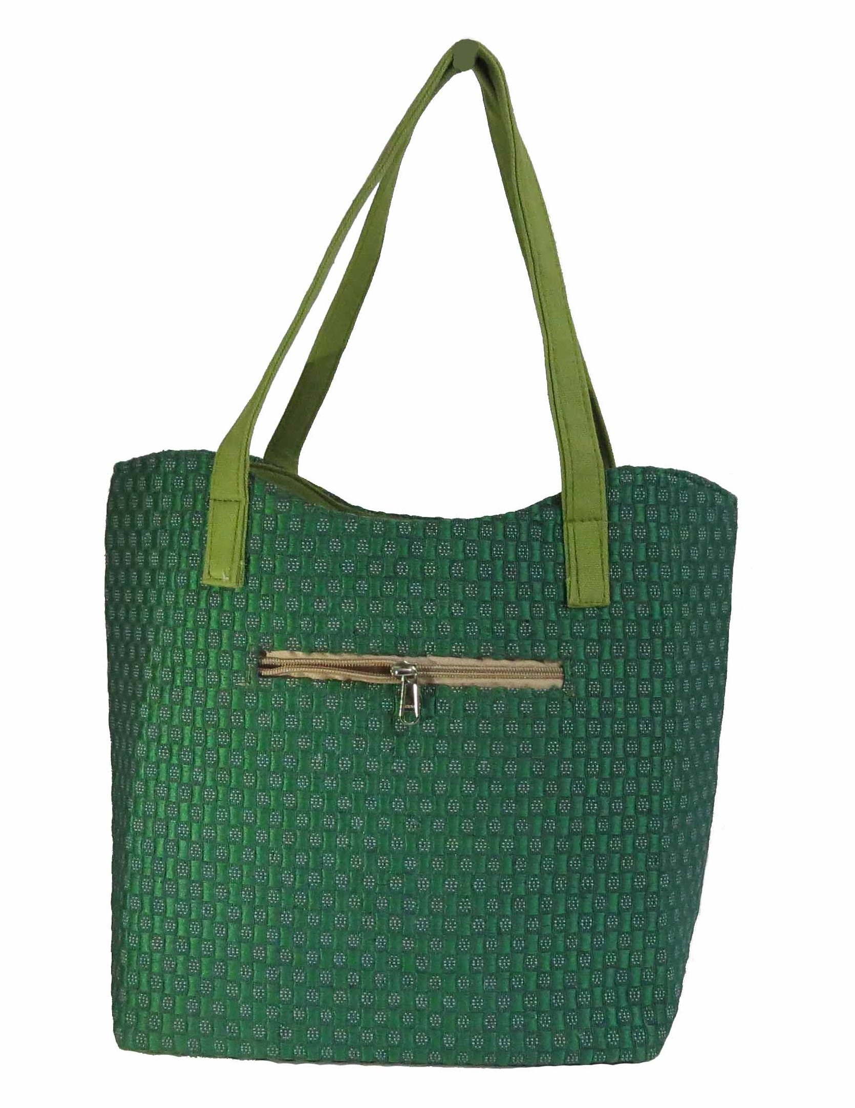 RubyRuby New Style Jute handbag, Designer jute hand bag