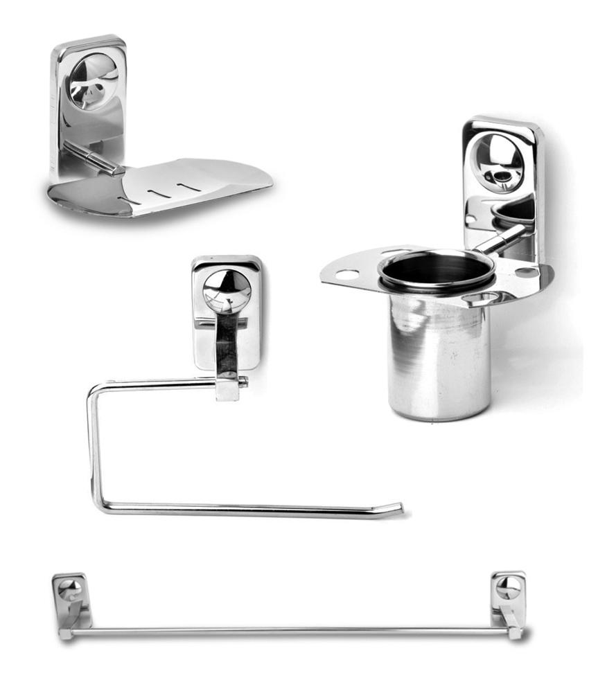 Doyours 4 pieces Bathroom Accessories Set