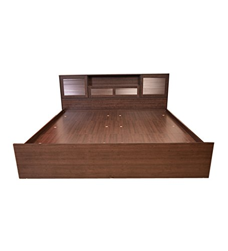 Home Bali Queen Bed with Super Storage