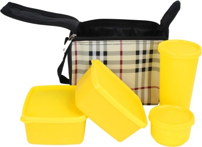 4 Containers Lunch Box