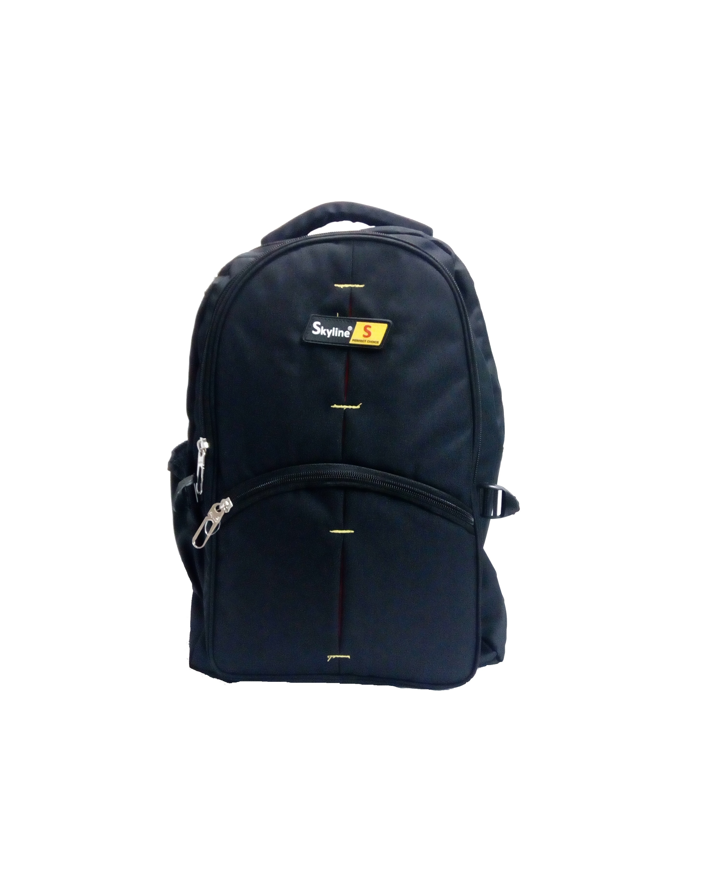 Skyline College/School/Office Backpack Bag Black  With Warranty 505