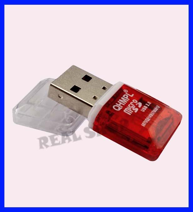 Quantum Micro SD Card Reader / TF, Memory Card Reader   QHM5570