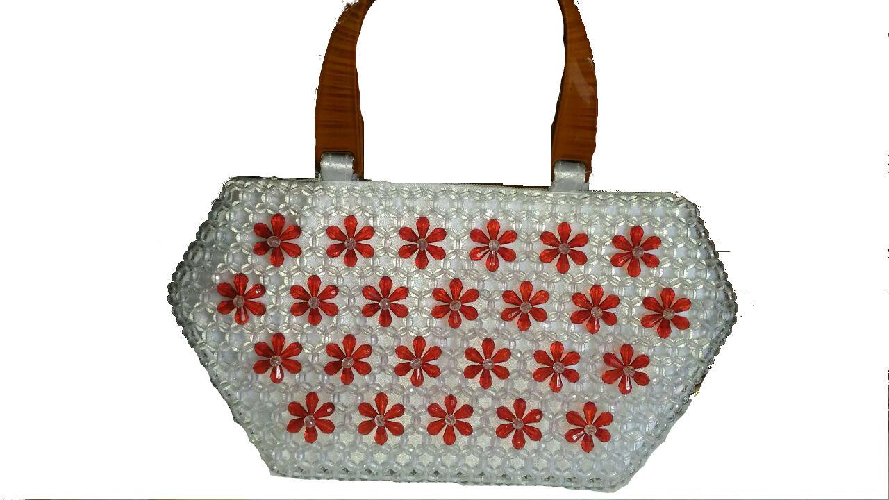 Traditional Handmade Embroidery Hobo And Jaipur Elephant Shoulder Bag
