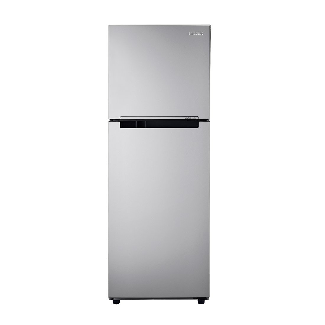 Samsung RT28K3022SE Frost free Double door Refrigerator  253 Ltrs, 2 Star Rating, Elective Silver