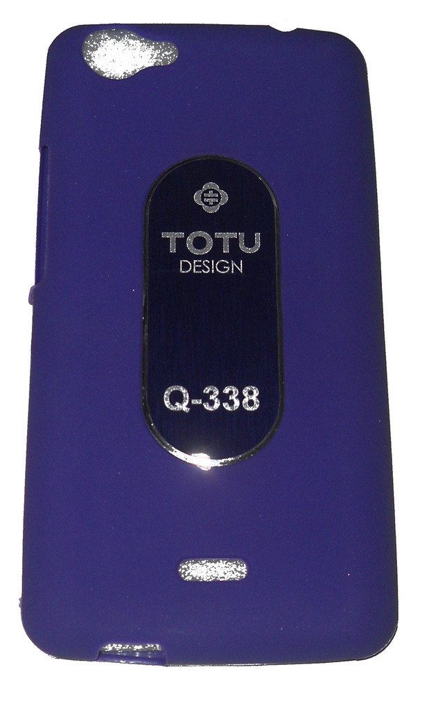 Micromax Bolt Q 338 back Cover