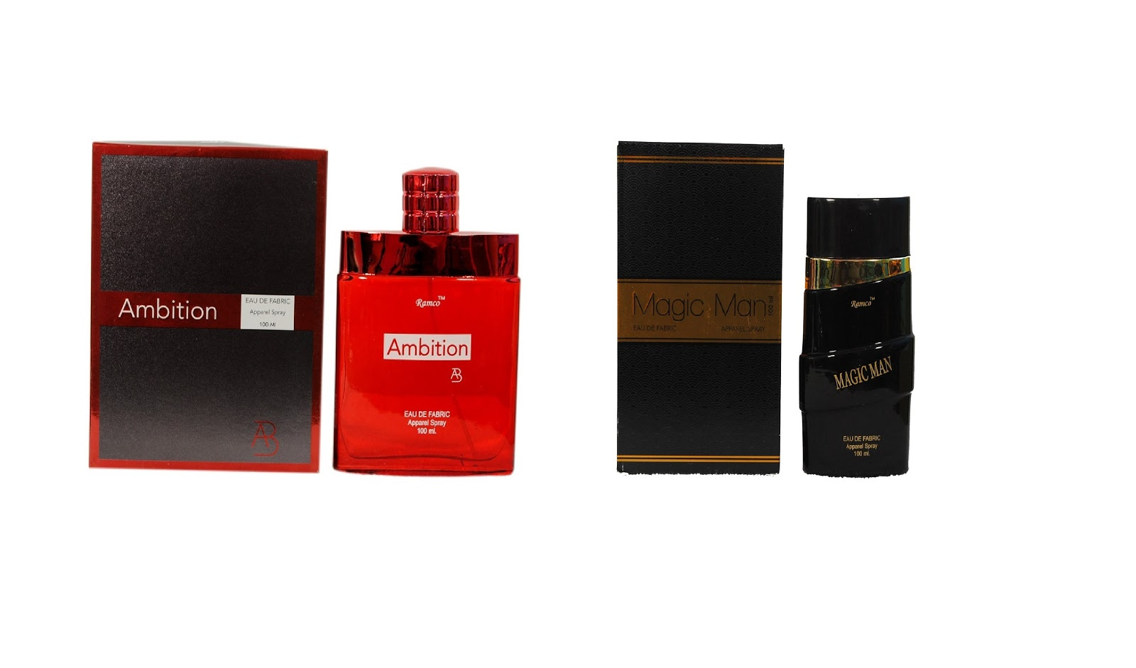 Ramco Exotic Ambition and Magic Man Combo Perfume 100ML+100ML