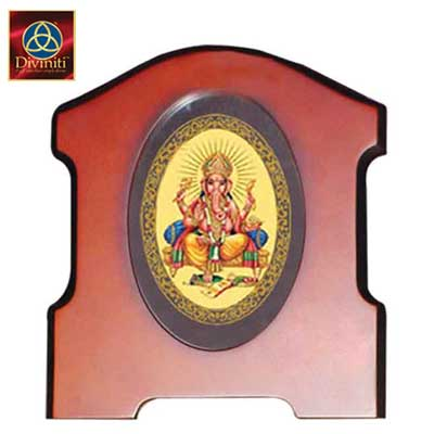 God Ganesha - MDF Wall Decor
