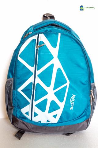 Safex Tea Blue 30 Litres Laptop Backpack